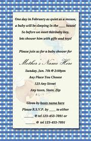 Baby Shower Cards Samples by Sample Baby Shower Invitation Theruntime Com