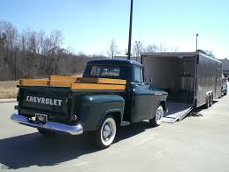 132767 1957 Chevrolet 3100 RK Motors Classic Cars For Sale Chevrolet Other Pickups 3100 Cab Chassis 2door 1957 Chevrolet Collector Truck 6400 Top 10 Trucks Of 2010 Chevy Truck 55 Hot Rod Network Left Side Angle 59 Pick Up For Sale 2199328 Hemmings Motor News Stepside Pickup 3a3104 Pistons Pinterest Engine Install Duncans Speed Custom Chevytruck Ct7578c Desert Valley Auto Parts Rare Apache Shortbed Original V8 Big