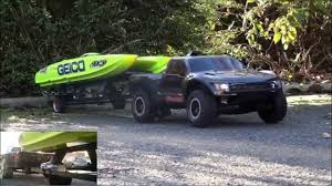 100 Hobby Lobby Rc Trucks Traxxas Slash Pulling Rc Boat Trailer YouTube