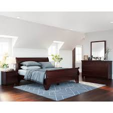 Remarkable Black Metal Bedroom Furniture Wood Style