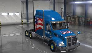 Walmart Skin USA Edition For Peterbilt 579 Mod - American Truck ... Foo9 Walmart Truck Drivers Raise 1000 For New Albany High School Na Reflect On Katrina10 Youtube Truck Driver Oscar Montoya Can Walmarts Wave Concept Be The Future Of Trucking Dicated Walmart Fleet In Cheyenne Crete Carrier Corp Named Grand Champion Shirts Transportation Private Trucker Have Been Awarded 55 Million Backpay Firms Short Of Drivers Are Stretching To Find More Driving Driver