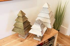 Christmas Tree Watering Device Homemade by Remodelaholic How To Build 3d Wood Trees For Christmas And