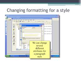Text Decoration Underline Style by Designing Websites Using Html And Frontpage A Typical Webpage View