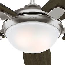 Hunter Douglas Ceiling Fan Remote Troubleshooting by Multipurpose Hunter Contempo Brushed Nickel Ceiling Fan Together