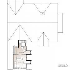 House Plan Millport 2 No 3233V1