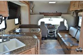 Thor Motor Coach Four Winds Class C Motorhome Interior