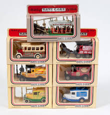 100 Wonder Bread Truck LLEDO Group Of Models Of Days Gone Including Van 6