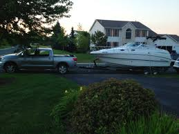 Truck And Boat Combo. 2008 Tundra With 2002 Chaparral Signature 240 ...