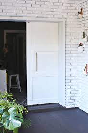 21 DIY Barn Door Projects For An Easy Home Transformation Urban Woodcraft Interior Barn Door Reviews Wayfair Closet Barn Doors Youtube Shop Masonite Classics Knotty Alder Common 36 20 Best Ideas Ways To Use A Top Mount Hdware Kit Bndoorhdwarecom Doors Jeff Lewis Design Calhome Wood 50 Diy British Brace Remington Avenue Sliding Window Treatment The Home Depot Blog 27 Awesome For The Homelovr