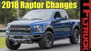 100 Raptors Trucks Whats New With 2018 Ford Raptor YouTube