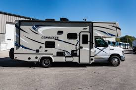 2018 Gulf Stream Conquest 6245 Gas Class C Motorhome Small