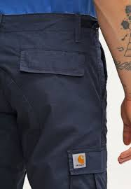 100 Carhart On Sale T WIP Men Cargo Trousers AVIATION COLUMBIA Navy
