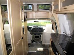 Class B Rv With Murphy Bed Within How To RV The Motorhome Experience Life Ideas 10