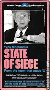 the state of siege amazon com state of siege vhs yves montand renato salvatori
