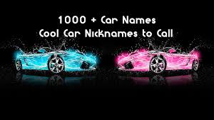 1000+ Car Names - Cool And Awesome Car Nicknames To Call 15 Cool Diesel Truck Accsories May 2013 Parts Bin Power And Amazoncom Caridcom Mobilverzeichnis 1956 Barkas Framo V901 Bus Cool East German Ddr Names Ford Enthusiasts Forums 50 Of The Best Food Trucks In Us Mental Floss 5 Coolest Vegan Weve Ever Seen One Green Planet Portland Small Hands Big World Landstar System Adds Trucks But Revenue Drops Pittsburgh Parmesan Princess