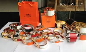 hermes h clic clac hermes clic clac h enamel bracelet medium for sale at great price