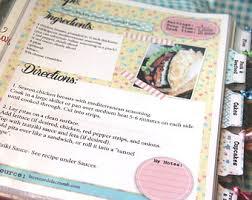 livres de recettes de cuisine t l charger gratuitement recettes etsy fr