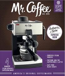 Coffee And Cappuccino Maker In One Mr Pump Espresso Reviews Center Delonghi Walmart