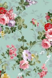 Vintage IPhone Wallpapers Floral Collection