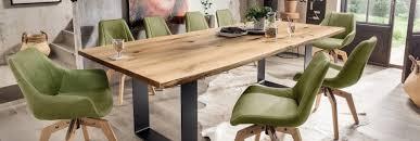 esstisch mit stühlen massivholz innatura massivholzmöbel