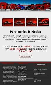 Millertrucklines Competitors, Revenue And Employees - Owler Company ... Untitled Miller Truck Lines Llc 940 Photos 118 Reviews Cargo Freight Towing Equipment Flat Bed Car Carriers Tow Sales Cdl Class A Company Driver Trucking Jobs With Freymiller Lw Companies Utah Diesel Repair About Us Environmental Transfer Millertrucklines Competitors Revenue And Employees Owler Ferry 1949 Smith Miller 407v Lyon Van Lines Semi Truck Very Clean Houston Texas Facebook Truckers Review Pay Home Time