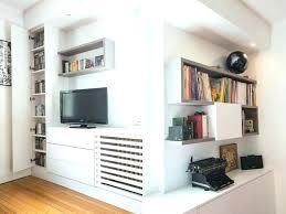 tv dans cuisine meuble cache radiateur meuble cache radiateur bureau cachac dans un