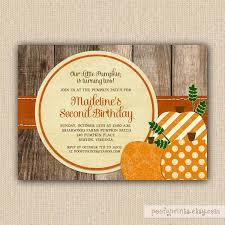 Pumpkin Patch Clanton Al by Pumpkin Birthday Party Invitations Cimvitation