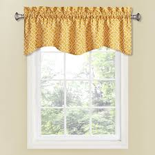 Window Art Tier Curtains And Valances by Amazon Com Waverly 12459050x016ctr Lovely Lattice 50 Inch By 16