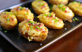 These Cheesy Twice Baked Potatoes Are The BEST My Whole Family Gobbles Them Up