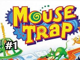 Mouse Trap Board Game W Nova Company Ep1