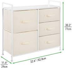 mdesign kommode aus stoff praktisches aufbewahrungssystem