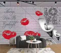 romantische tapeten fürs schlafzimmer kaufen shop