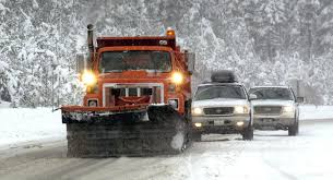 I-80 Over Donner Pass Takes A Pounding From Big Rigs With Chains