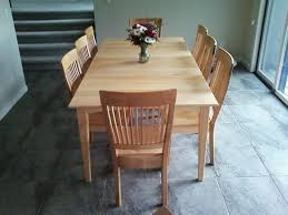 Solid Maple Whittier Chairs
