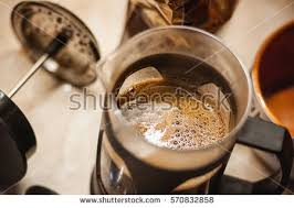 Making Coffee In French Press Good Morning Perfect Foam