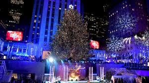 Rockefeller Christmas Tree Lighting 2018 by In Photos Rockefeller Center U0027s 85th Annual Christmas Tree