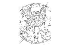 Barbie Mermaid Tale Coloring Pages Sad Fish Printable 429564