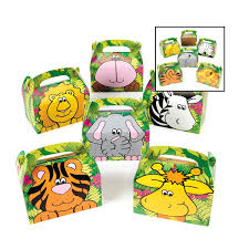 Zoo Animal Baby Shower Birthday Party Decors Pack 1 Jungle Theme 12