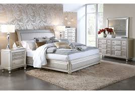hefner platinum 5 pc queen bedroom badcock home furniture more