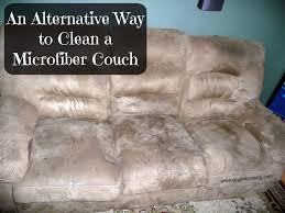 enviromentally friendly cleaning cleaning a microfiber couch Norwex Norwex EnviroCloth an