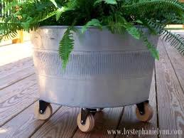 Patio Plant Stands Wheels by 25 Best Wheeled Planters And Stands Images On Pinterest Outdoor
