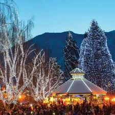 Leavenworth Christmas Lighting Festival Day Trip From Seattle