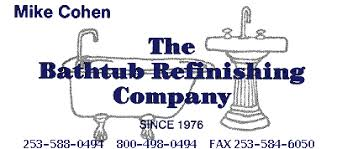 Bathtub Refinishing Kitsap County by Bathtub Refinishing Company