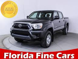 New And Used Toyota Tacoma For Sale In Fort Lauderdale, FL   U.S. ... 2007 Used Toyota Tacoma Prerunner Lifted For Sale In San Diego At 2014 Double Cab V6 4x4 Touchscreen Sallite 2006 Prunner Max Motors Llc Serving Review 2015 Is Your Weekend Getaway Truck Bestride 2017 Trd Sport For Of Wa New Clovis Fresno Ca Reviews And Rating Motor Trend Certified Preowned Access 405 Mccluskey Automotive