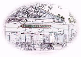 Starbucks In The Woodlands