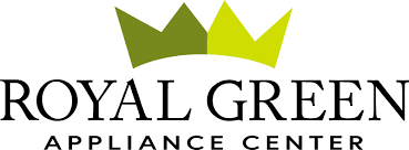 Royal Green Appliance Center Logo