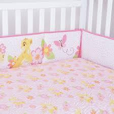Nursery Decors & Furnitures Free Crochet Crib Bumper Pattern In
