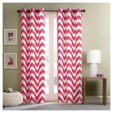 Sweet Jojo Chevron Curtains by Yellow Gray Chevron Curtains Target