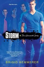 Review Storm By Brigid Kemmerer