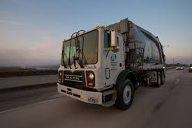 Advanced Disposal Truck Photos